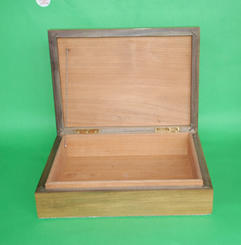 Cigar Box - Jamaica Inlaid  -  $4805.00