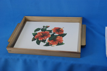 Mat Tray  -  Small = $1217.00, Large = $2273.00