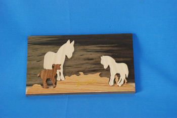 Wall Plaque - Animal $889.00