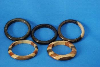 Bangle - Multiwood $581.00, Mahoe $374.00