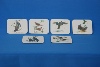 Coaster - Bird $5255.32.30/Set of 6
