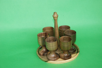 Egg Cup  -  Single = $243.00, Set = $2773.00